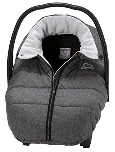 peg-perego-igloo-cover-funda-de-invierno-saco-para-silla-de-coche-color-gris