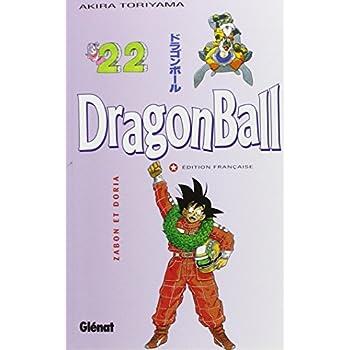 Dragon Ball, tome 22 : Zabon et Doria