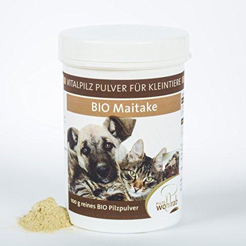 maitake-vitalpilz-pulver-bio-fur-haustiere-und-kleintiere-100g