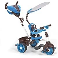 Little Tikes 4-in-1 Sports Edition Trike (Blue/White)