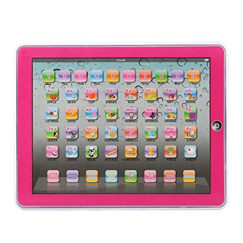cba9773d9c5 Goolsky Y-Pad Pad Pantalla Táctil Para Niños Aprendizaje del Alfabeto  Máquina de Tabletas Ordenador