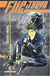 Flic à Tokyo Edition simple Tome 5