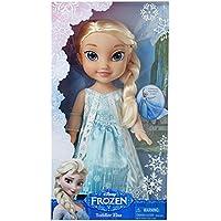 Disney Reine Des Neiges - 79513 - Poupée Elsa Deluxe 38cm