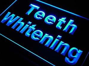 Enseigne Lumineuse j996-b Teeth Whitening Neon Light Sign