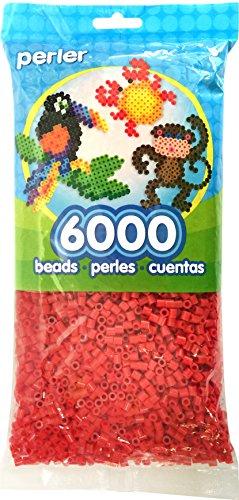 Perler Kunststoff 6000kg rot