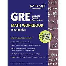 GRE Math Workbook (Kaplan Test Prep) (English Edition)