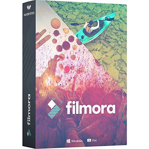 Filmora Video Editor MAC lifetime Vollversion (Product Keycard ohne Datenträger)
