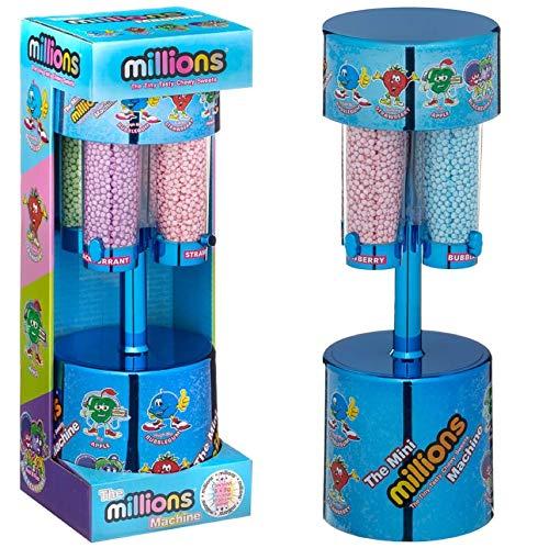 Dispensador de Dulces Mini Millones de Juguetes, Color Azul