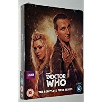 Doctor Who The Complete Series 1 Steelbook UK Exclusive Limited Edition Blu-ray Region Free