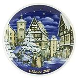 Piatto Natale da collezione 2004 Royal Tettau