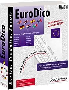 Eurodico multilingue Pro 3.0