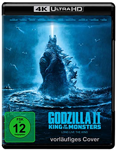 Ultra-king (Godzilla II: King of the Monsters (4K Ultra HD + Blu-ray))