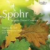 Complete Clarinet Concertos