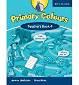 [(Primary Colours Level 4 Teacher's Book: Level 4)] [Author: Diana Hicks] published on (January, 2008)