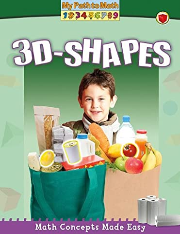 3-D Shapes: 25 (My Path to