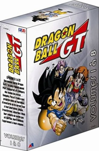 Dragon Ball GT - Coffret - Volumes 1 à 8