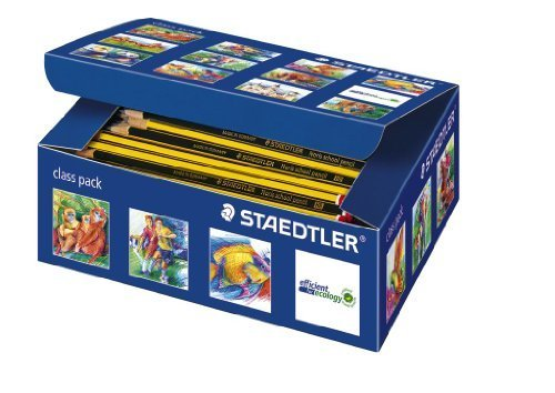 STAEDTLER NORIS HB SCHOOL PENCIL X 150 by Staedtler