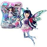 Winx Club - Tynix Fairy - Hada Musa Muñeca 28cm con Magia Robe