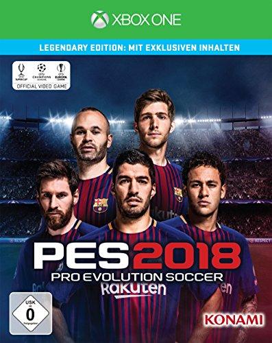 Konami PES 2018 - Legendary Edition - [Xbox One]