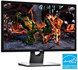 Dell SE2417HG 23.6 Inch TN Anti-Glare LED-backlit LCD Gaming Monitor (Black) (2 ms Response Time, Full HD 1920 x 1080 at 60 Hz, VGA/2 x HDMI)