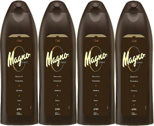 Magno Lavish Gel 18.3oz./550ml (4Pack)!! by MAGNO by Magno