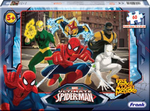 Frank Ultimate Spiderman 60 Piece