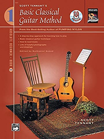 Basic Classical Guitar Method, Bk 1: From the Best-Selling Author