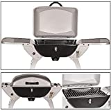 DRULINE Sale 50mbar GASGRILL Grill BBQ Tischgrill Camping Gas Grill Klappgrill