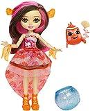 Enchantimals Muñeca acuática Clarita Clowfins (Mattel FKV56)