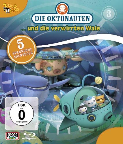 Vol. 3: Die Oktonauten und die verwirrten Wale [Blu-ray]