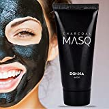 #7: DONNA Activated Charcoal Purifying Black Peel Off Face Mask | Easy & Quick way to get rid of Blackheads, Whiteheads & Dirt & get an instant Glow.