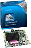 Intel Innovation D525MW Mainboard Sockel (Intel Atom D525 2 x DDR3 Speicher Mini ITX)