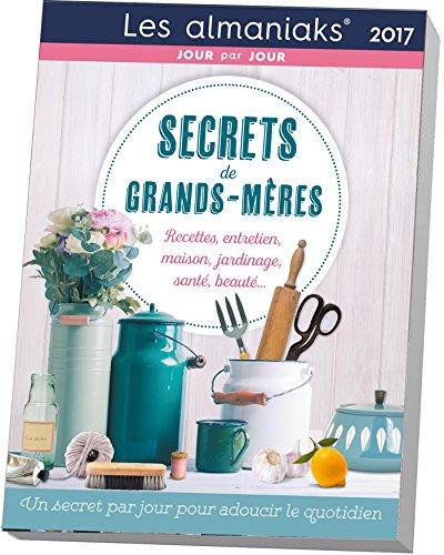 Almaniak Secrets de grands-mères 2017