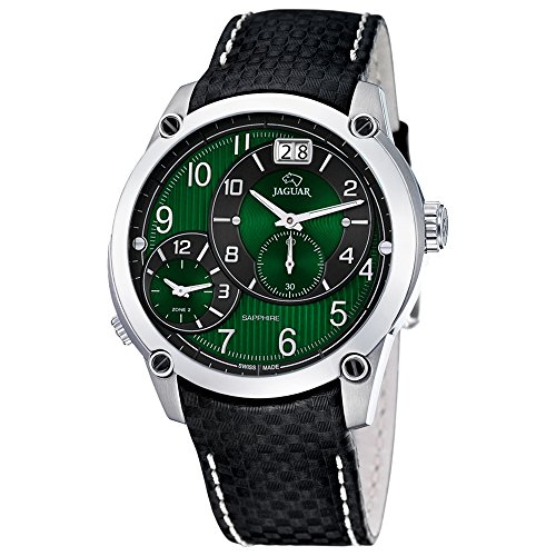 Jaguar Dual Time Mens Watch J630/F