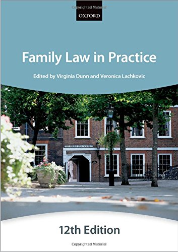 Family Law in Practice (Bar Manuals)