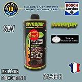 Sweeper 1D - Décalaminant pour véhicule diesel