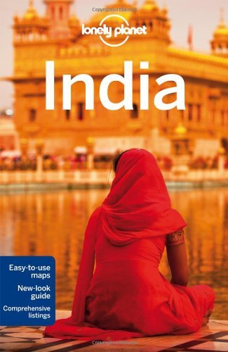 Portada del libro Lonely Planet India (Country Travel Guide) by Sarina Singh (2011-10-01)