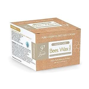 cr me base de cire d 39 abeille pure pour les mains 100ml beaut et parfum. Black Bedroom Furniture Sets. Home Design Ideas