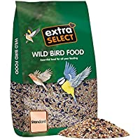 Extra Select Standard Wild Bird Food 20 Kg