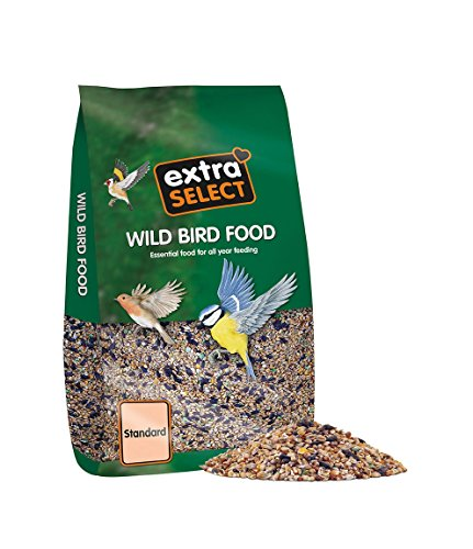 518NjK83gXL - BEST BUY #1 Extra Select Standard Wild Bird Food, 20 Kg Reviews and price compare uk