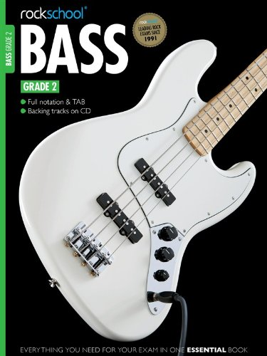 Rockschool Bass Grade 2 (2012-2018)