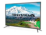 TD Systems K55DLM8US - 55' Smart TV UHD 4K (Resolución Ultra HD 4K, 3X HDMI, VGA, USB Reproductor y Grabador, TV Led Tdt HD DVB-T2)