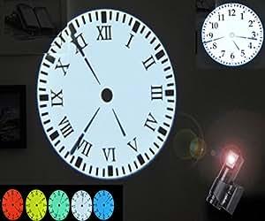 novo tm led num 233 rique projection horloge murale bureau projection horloge horloge avec