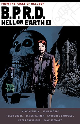 B.P.R.D. Hell on Earth Volume 3 (English Edition) (Mike Und Halloween Mike)