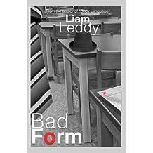 BAD  FORM (NOVEL  LASSITER  2)