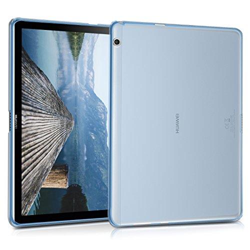kwmobile Huawei MediaPad T3 10 Hülle - Silikon Tablet Cover Case Schutzhülle für Huawei MediaPad T3 10