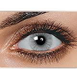 Swiftt Farbige Kontaktlinsen 1 Paar(2 Stück) Ohne Stärke - Verschiedene Farben – Jahreslinsen - Durchmesser: 14.50mm - Krümmungsradius: 8.60° - Wassergehalt: 38% - Angenehm zu Tragen