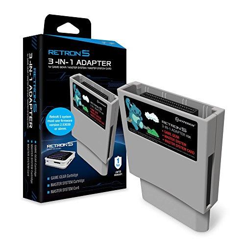 hyperkin Retron 53in 1anzupassen for Game Gear, Master System Card-Sega Gear