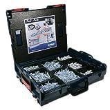Fischer Torx Spanplatten-Schrauben Sortiment in Bosch Sortimo L-BOXX 102