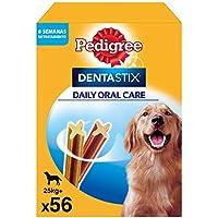 Pack de 56 Dentastix de uso diario para la limpieza dental de perros grandes (Pack de 1)